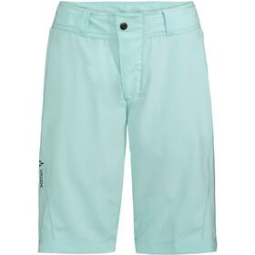 VAUDE Ledro Pantalones cortos Mujer, glacier